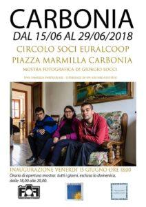 """Verrà inaugurata il 15 giugno nei locali del Circolo dei Soci Euralcoop, a Carbonia, la mostra fotografica di Giorgio Locci, organizzata nell'ambito del progetto """"La Famiglia in Italia""""."""