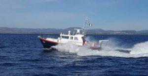 L'unita navale dei carabinieri domenica ha tratto in salvo tre persone a bordo di un natante in difficoltà al largo delle acque del Golfo di Palmas.
