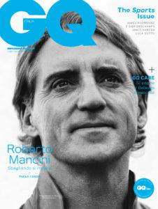 Roberto Mancini a GQ: «Voglio portare gli azzurri in Qatar con Balotelli e Chiesa, anche per riscattare i Mondiali che ho mancato da giocatore».