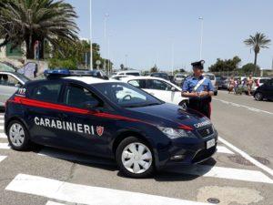 Questa mattina i carabinieri del Nucleo radiomobile compagnia CC di Cagliari hanno rintracciato il responsabile della violenta aggressione verificatasi ieri sera, in via isola San Pietro.