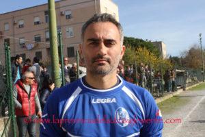 Fabio Piras, 43 anni, è il nuovo allenatore della Monteponi. Subentra al dimissionario Nicola Agus.