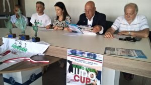 """Dal 30 giugno al 1° luglio, al PalaSerradimigni di Sassari si svolgerà la quarta edizione della """"Guido Sieni Judo Cup""""."""