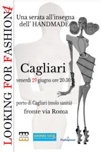 Sbarca a Cagliari per il quarto anno consecutivo, venerdì 29 giugno, l'evento di moda più atteso: Looking for Fashion 4.