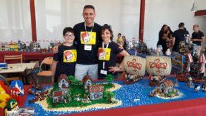 All'Auditorium della Grande Miniera di Serbariu la mostra delle collezioni Lego®.