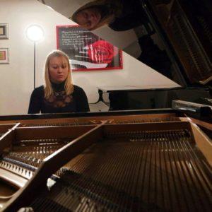 """Secondo appuntamento, martedì 19 giugno, nel Conservatorio di Cagliari, con """"Notturni di note"""", la rassegna musicale che ha come filo conduttore l'ispirazione notturna."""