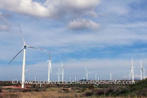 FSM-CISL Sulcis Iglesiente: «I lavoratori che manutenzionano il parco eolico di Portoscuso non si toccano».