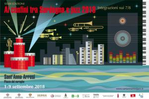 """Giovedì 5luglio, nei locali della Biblioteca Regionale, a Cagliari, verrà presentato il programma del 33° Festival """"Ai Confini tra Sardegna e Jazz""""."""