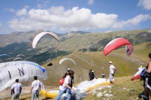 La squadra nazionale di volo libero in parapendio è prossima alla partenza per i Campionati europei che si terranno a Montalegre, in Portogallo, dal 16 al 28 luglio.
