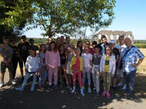 Virtuosa catena di solidarietà assiste i bambini bielorussi del progetto Chernobyl costretti a rimanere una giornata a Roma in attesa del volo per Cagliari.