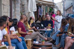 Successo, ad Aggius, per il tour gastronomico con le originali ricette di Corrado Trevisan, uno dei fondatori dello Slow Food.