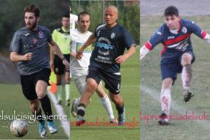 Il Carbonia non si ferma più. Dopo Christian Cacciuto, Fabiano Todde e Nicola Lazzaro, arriva Alberto Graziano Arrais e rinnovano Riccardo Milia e Giovanni Congiu.