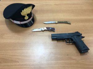 La notte scorsa i carabinieri di Cagliari hanno arrestato in flagranza di reato un 41enne di Quartu, per resistenza a pubblico ufficiale e vari reati.