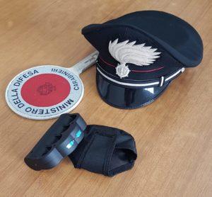 I carabinieri di Carbonia, ieri sera, hanno deferito in stato di libertà un 54enne originario di Desulo, residente a Carbonia, per porto abusivo di oggetti atti ad offendere.