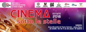 """Martedì sera è in programma, all'Arena Mirastelle, il terzo appuntamento con """"Cinema sotto le stelle""""."""