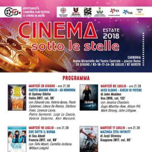 """Questa sera, all'Arena Mirastelle di Carbonia, va in scena """"Figlia mia"""", di Laura Bispuri, per """"Cinema sotto le stelle""""."""