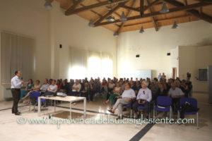 Si è parlato dell'emergenza droghe («una finestra sul cervello») nella conferenza tenuta sabato sera, a Portoscuso, dal dottor Marco Pistis.