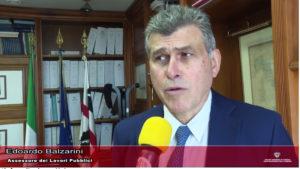 Edoardo Balzarini: «Abbiamo le risorse e interverremo con rapidità nei territori colpiti dall'alluvione».