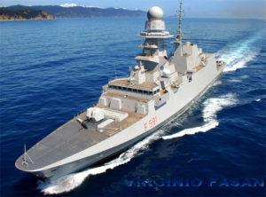 Giovedì 2 agosto a bordo della fregata Virginio Fasan, si svolgerà la cerimonia di avvicendamento al comando tattico dell'Operazione Mare Sicuro.