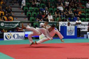 """Grande successo, a Sassari, per la """"Guido Sieni judo cup""""."""