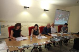 """E' stata presentata ieri, a Cagliari, la XXXIII edizione del festival """"Ai Confini tra Sardegna e Jazz"""", in programma dal 1° al 9 settembre."""