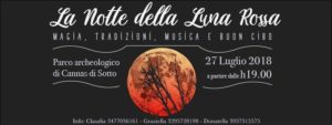 Questa notte, nel Parco Archeologico di Cannas di Sotto-Medau Sa Grutta sarà possibile ammirare l'eclissi lunare più lunga del secolo.