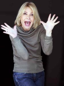 """Paola Quattrini sarà protagonista, sabato sera a Calasetta, di """"Platero y yo""""."""