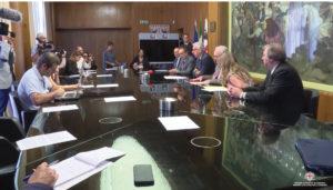 E' stato sottoscritto ieri un accordo quinquennale tra la Sotacarbo ed il National Energy Technology Laboratory (Netl).