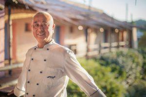 La stella della cucina Matsuhisa Nobu porta l'eccellenza della fusion giapponese in Costa Smeralda.