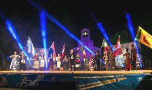 A Uta fervono i preparativi per la 18ª edizione del festival internazionale del folklore.