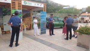 Oggi e domani, domenica 26 agosto, a Cagliari, presso Marina Piccola, sarà presente uno stand informativo del Raggruppamento Carabinieri per la Biodiversità.