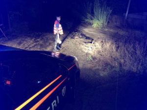 Anche i carabinieri della Compagnia di Iglesias sono impegnati nelle operazioni di verifica e soccorso a causa delle ingenti piogge.