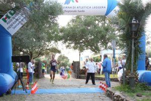 Giuseppe Cocco (Cagliari Atletica Leggera) e Silvia Busanca (Atletica Edoardo Sanna Elmas) hanno vinto la settima edizione della Perdaxius Corre.