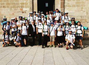 36 giovani della Diocesi di Iglesias sono partiti ieri dall'antico borgo di Tratalias per il Cammino di fede che li condurrà fino a Roma, dove l'11 agosto incontreranno Papa Francesco.
