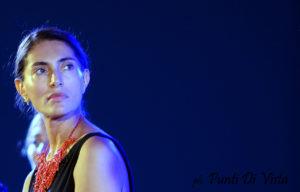 """Lunedì sera, a Laconi, il NurArcheoFestival propone """"Canne al vento"""", con protagonista Caterina Murino, voce recitante, testo e regia di Rita Atzeri."""