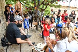 Si è conclusa domenica 2 settembre scorso la VI edizione della Festa Bimbi A Bordo, il festival letterario di Guspini.