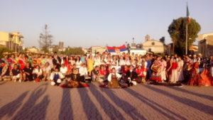 Si apre il sipario, a Sestu, sulla seconda serata dell'International Folk Fest.