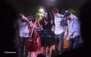 Giornata fitta di impegni, domani (giovedì 23 agosto), a Nuoro Jazz.