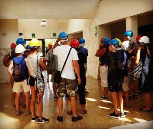 Fino a mercoledì 22 agosto è possibile prenotare la visita guidata della galleria sotterranea del Museo del Carbone.
