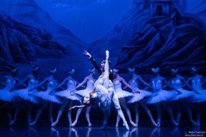 """Al Forte Arena """"Teatro Sotto le Stelle"""" di Pula, sabato 4 agosto, """"Il Lago dei Cigni"""", con il Balletto di San Pietroburgo."""