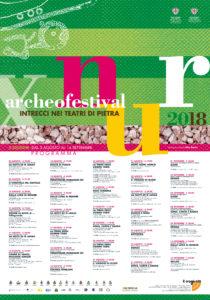 """La decima edizione del NurArcheo festival parte venerdì 3 agosto, alle 20.00, a Carbonia, nelle Domus de Janas di Cannas di Sotto, con """"Sa Notti de Is Janas""""."""