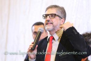 Pino Cabras (M5S): «Il Governo è vicino ai lavoratori dell'industria sarda, ora un piano di rilancio per Portovesme e Porto Torres».