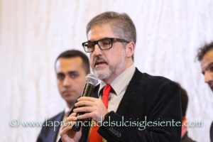 Pino Cabras (M5S): «Sider Alloys: entro metà aprile serve un progetto credibile altrimenti salta l'operazione. Per Portovesme occorre studiare un'alternativa e il Piano Sulcis va rivoluzionato».