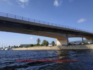 Lunedì 24 settembre prenderanno il via i lavori di manutenzione del ponte di Sant'Antioco.