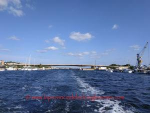 Al via domani, 1° marzo, i lavori di dragaggio di alcune parti del canale della laguna di Sant'Antioco.