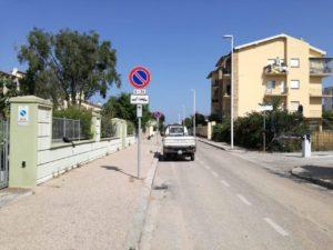 Il comune di Carbonia ha istituito il divieto di sosta con rimozione dei veicoli nel tratto prospiciente l'accesso e l'uscita del parcheggio multipiano di via Verona.