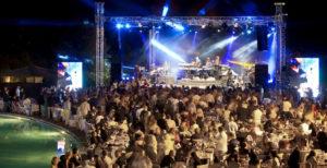 L'hotel Cala di Volpe si prepara a registrareil tutto esaurito per l'atteso concerto degli One Republic, in programma lunedì 13 agosto.