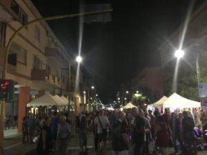 """Stanotte le vie del centro di Carbonia si popoleranno per il quarto appuntamento di """"Nottinsieme 2018""""."""