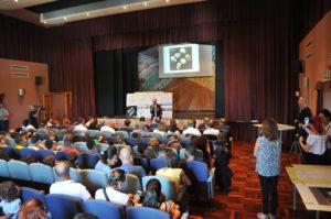 Il presidente della Regione è intervenuto alla presentazione del progetto della nuova scuola materna di Villaspeciosa.