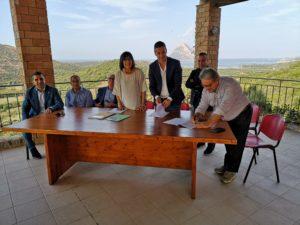 I 28 ettari del parco extraurbano di Monte Ruiu, nel comune di Loiri Porto San Paolo, verranno gestiti dall'agenzia regionale Forestas.