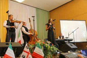 """L'8 e 9 settembre si sono tenute a Bobruysk, in Bielorussia, le """"Giornate della Sardegna"""" ."""